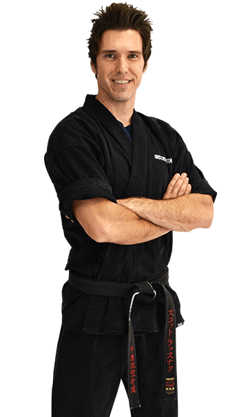 Topflight Martial Arts Owner