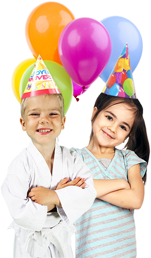birthday parties martial arts