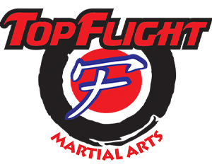 Topflight Martial Arts Logo