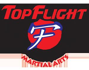 Topflight Martial Arts Logo